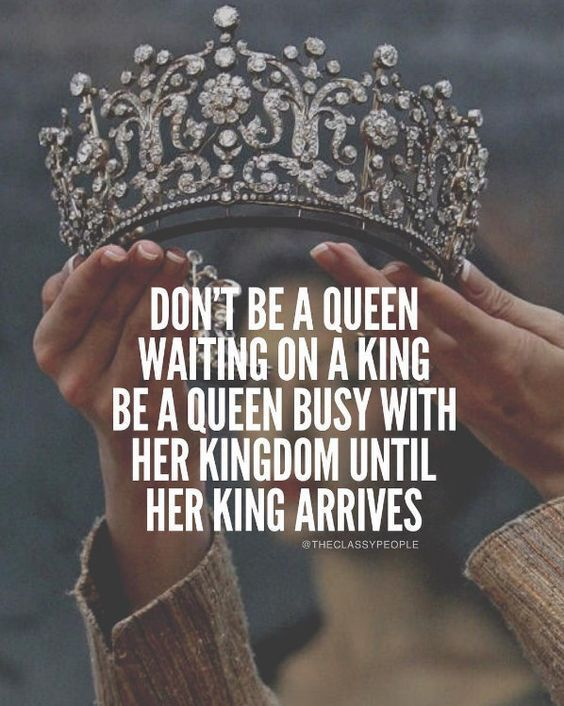 Waiting For My King Quotes 08