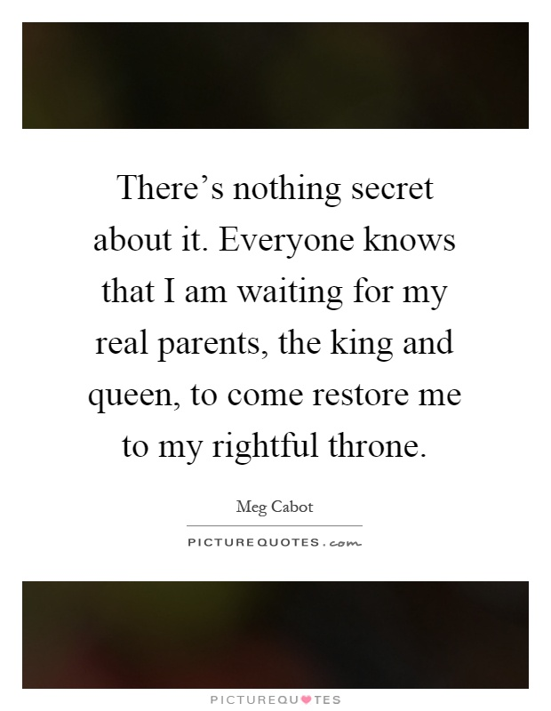Waiting For My King Quotes 10