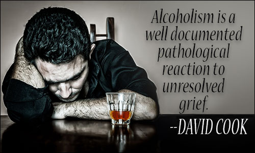 Alcoholism Is A Well