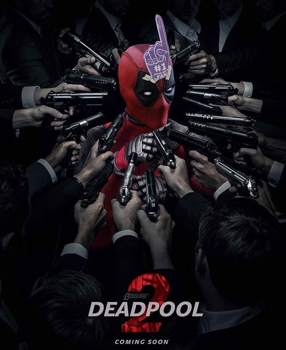 Deadpool 2 Meme Image 01