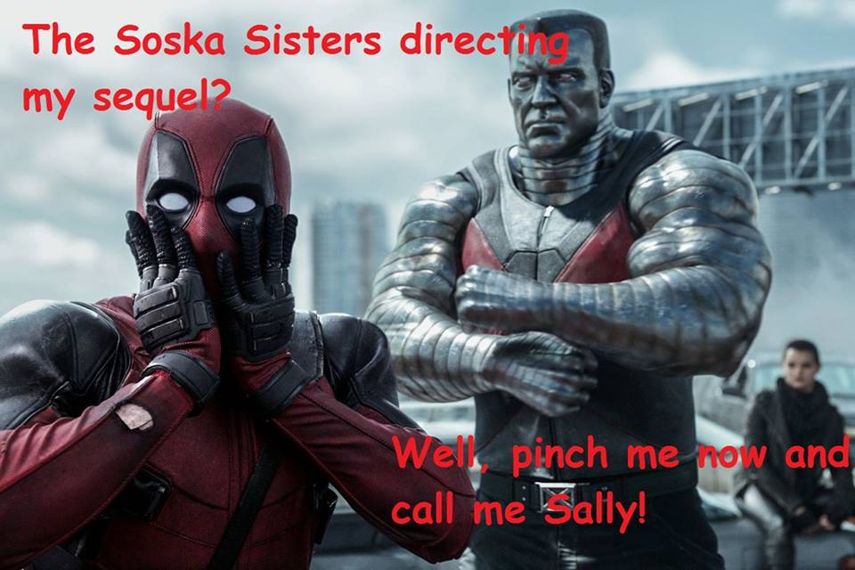 Deadpool 2 Meme Image 02