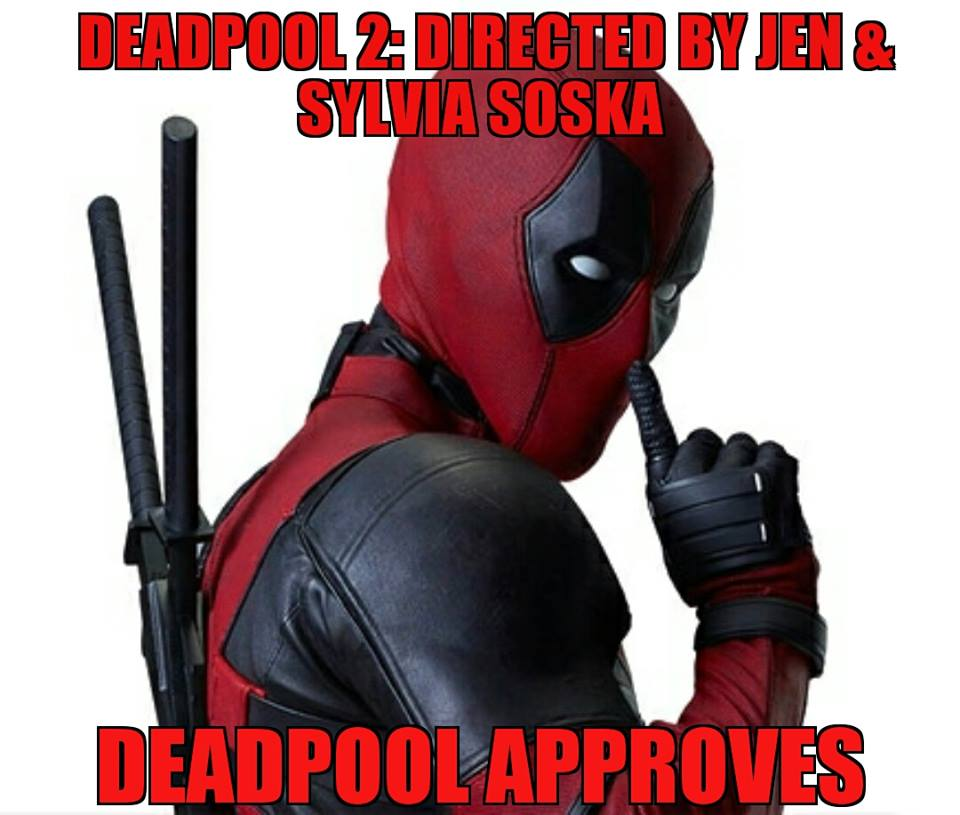 Deadpool 2 Meme Image 03