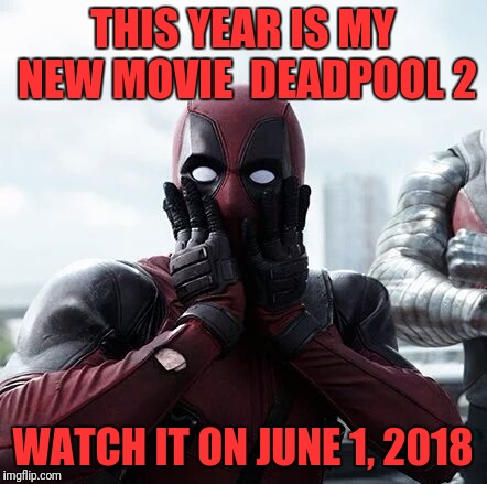 Deadpool 2 Meme Image 05