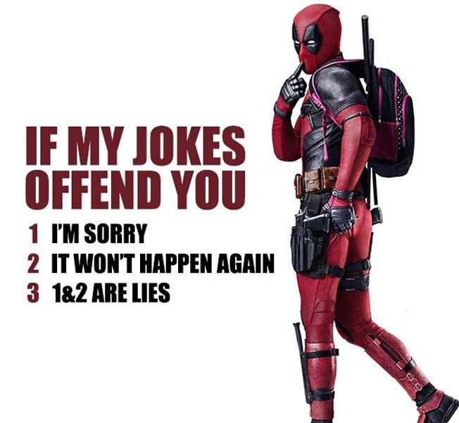 Deadpool 2 Meme Image 07