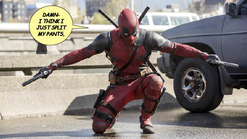 Deadpool 2 Meme Image 13