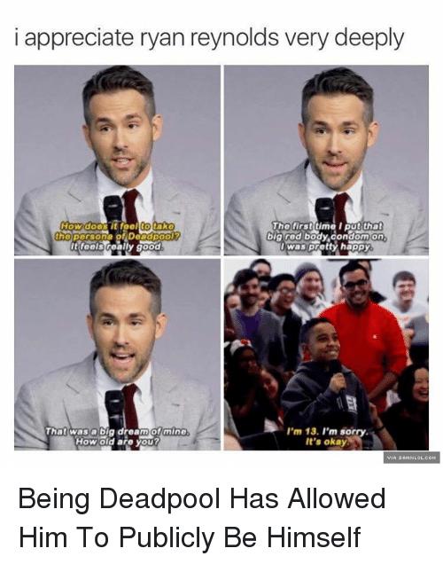Ryan Reynolds Meme Image 18