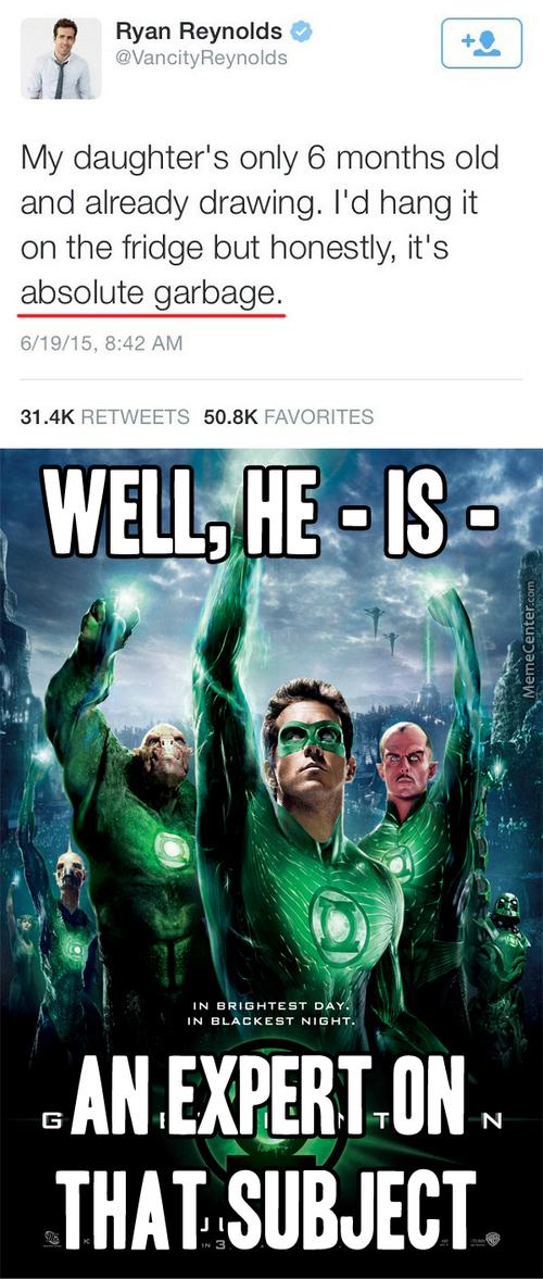Ryan Reynolds Meme Image 25