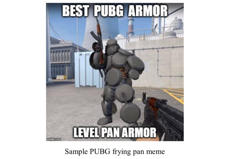 Best Pubg Armor Level Pan Armor PUBG Meme