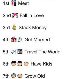 1st Meet 2nd Fall In Love Emoji Quotes About Life