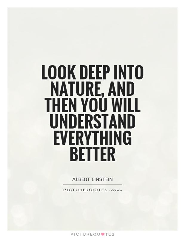 Beautiful Albert Einstein Quotes