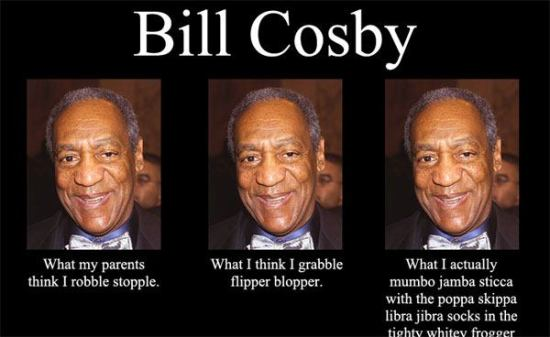 Bill Cosby What My Parents Think I Robbie Stopple