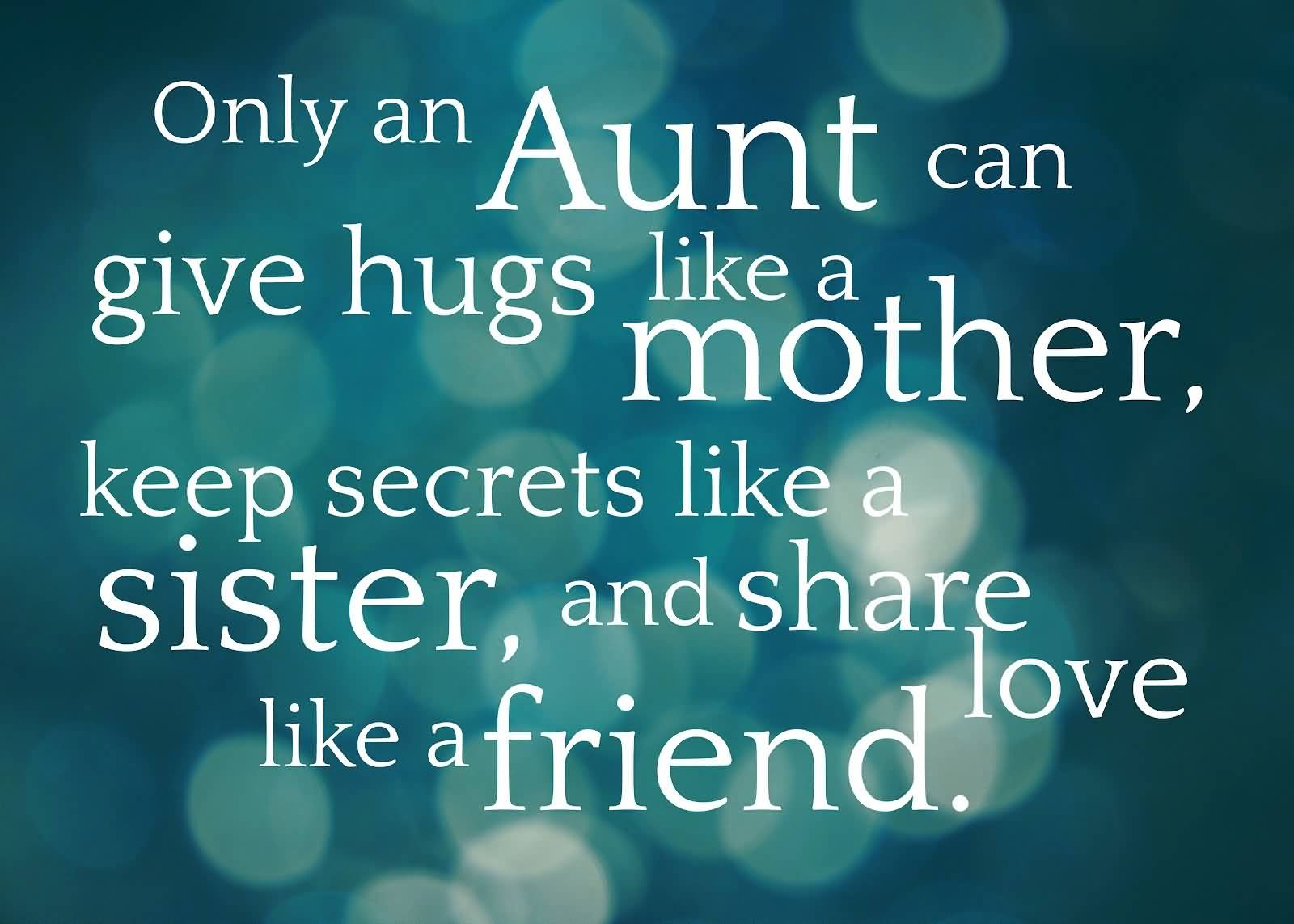 Cute Aunt And Nephew Quotes