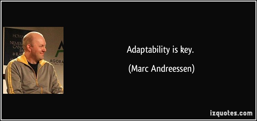 Exceptional Adaptability Quotes
