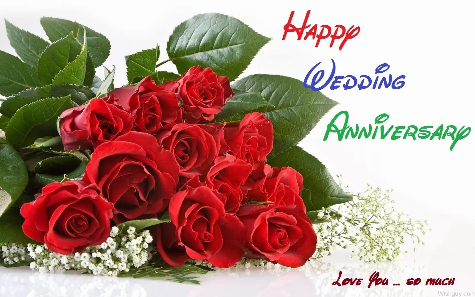 Extreme Anniversary Love You So Much