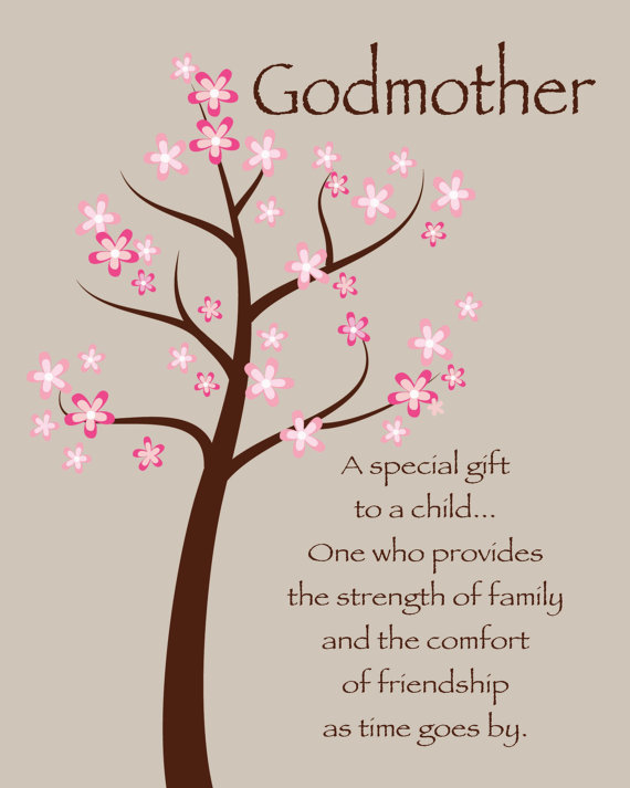 Godmother A Special Gift