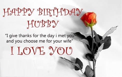 Happy Birthday Hubby I Happy Birthday Images For Husband Free Download