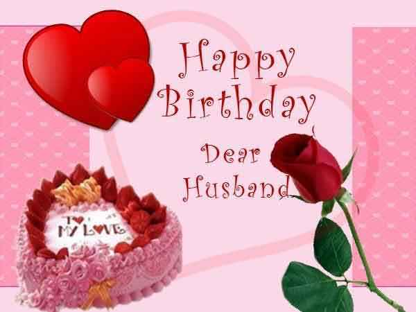 Happy Birthday Images For Husband Free Download Happy Birthday Dear Husband