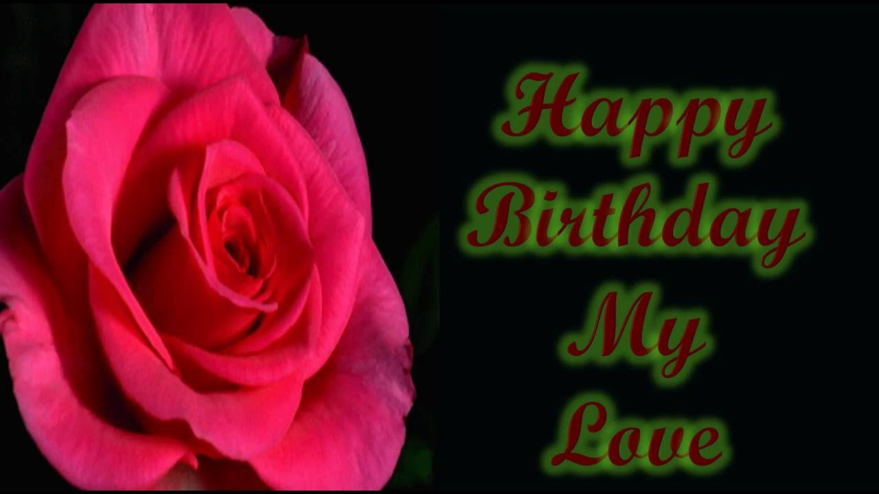 Happy Birthday Images For Husband Free Download Happy Birthday My Love