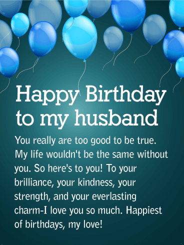 Happy Birthday To My Happy Birthday Images For Husband Free Download