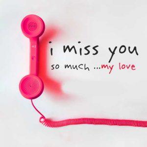 I Miss You So Much My Love Miss U Wallpaper For Boyfriend