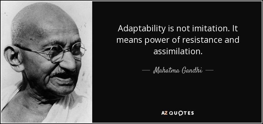 Impressive Adaptability Quotes