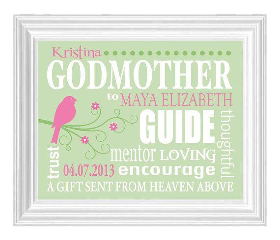 Kristina Godmother To Maya