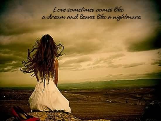 Love Comes Like Dream So I Miss You Miss U Wallpaper For Boyfriend