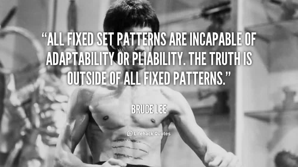 Mind Blowing Adaptability Quotes