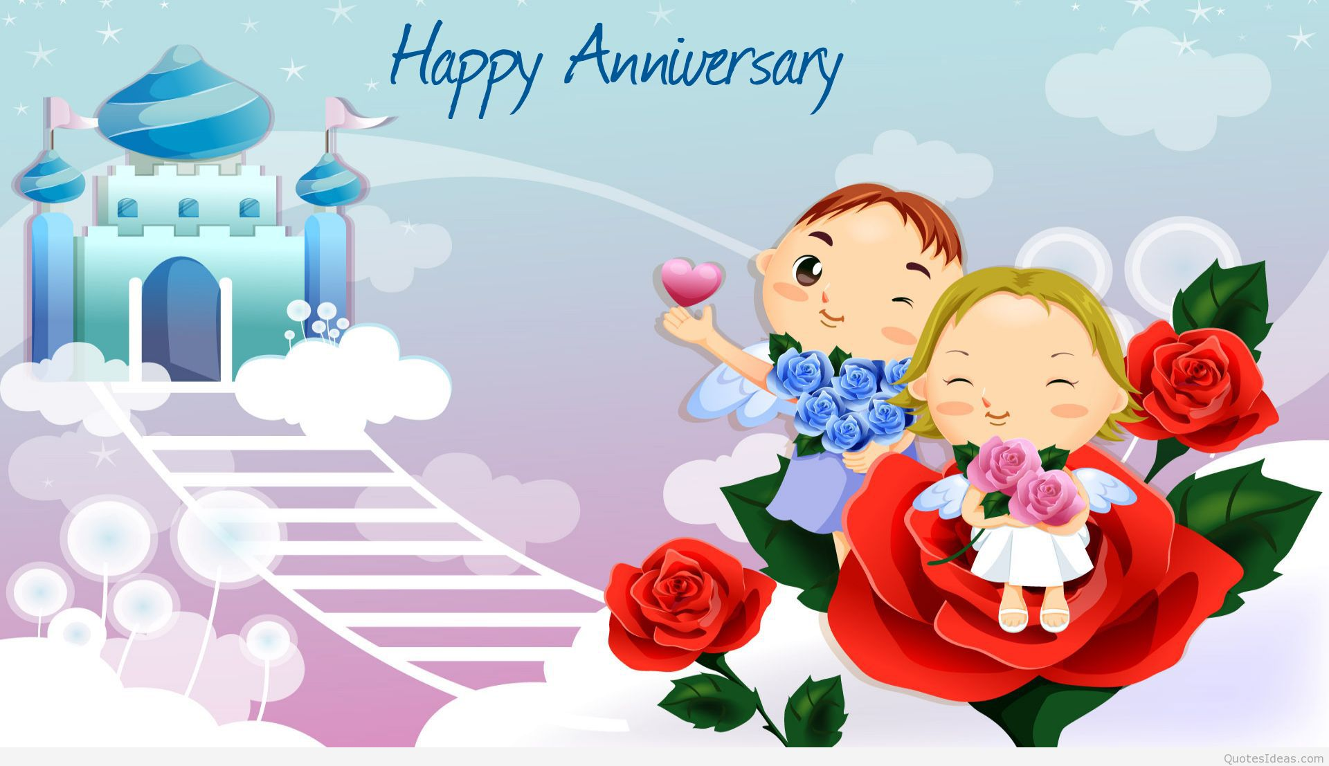 Mind Blowing Anniversary For Love
