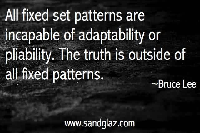 New Adaptability Quotes