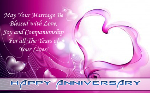 New Anniversary Blessed With Love
