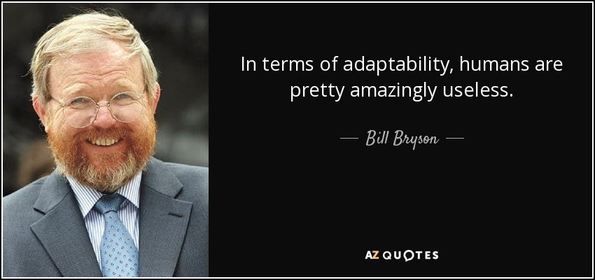 Simple Adaptability Quotes
