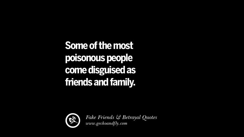 Some Of The Most Fake Family Quotes