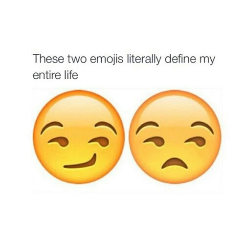 These Two Emojis Literally Emoji Quotes About Life