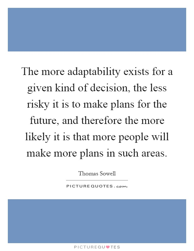 Wonderful Adaptability Quotes