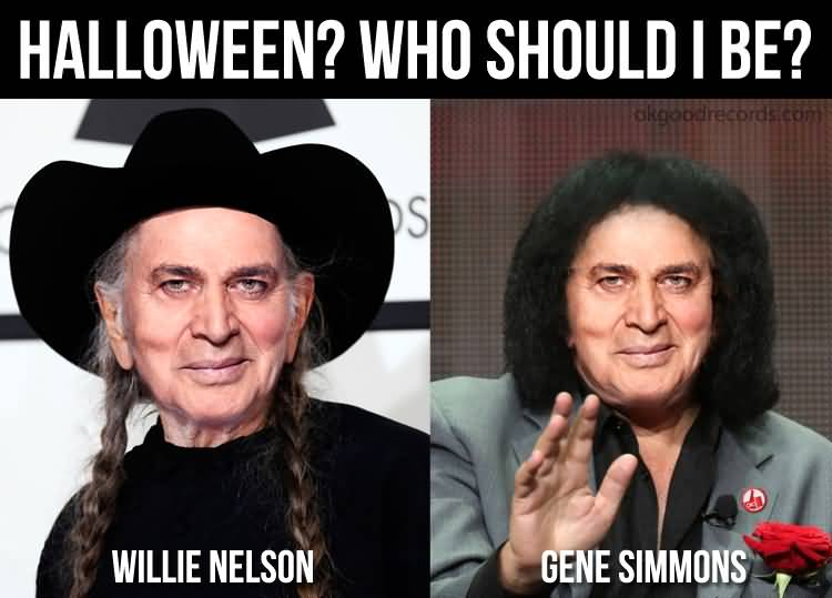 Halloween Who Should I Be Halloween Day Meme