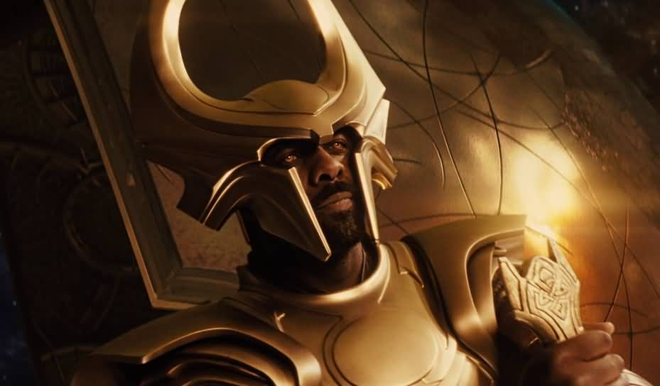 Heimdall   The Gatekeeper of Asgard