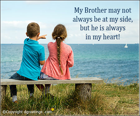 My Brother May Not Brother Quotes