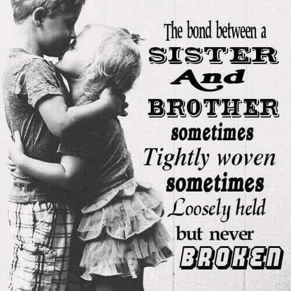 The Bond Between A Brother Quotes