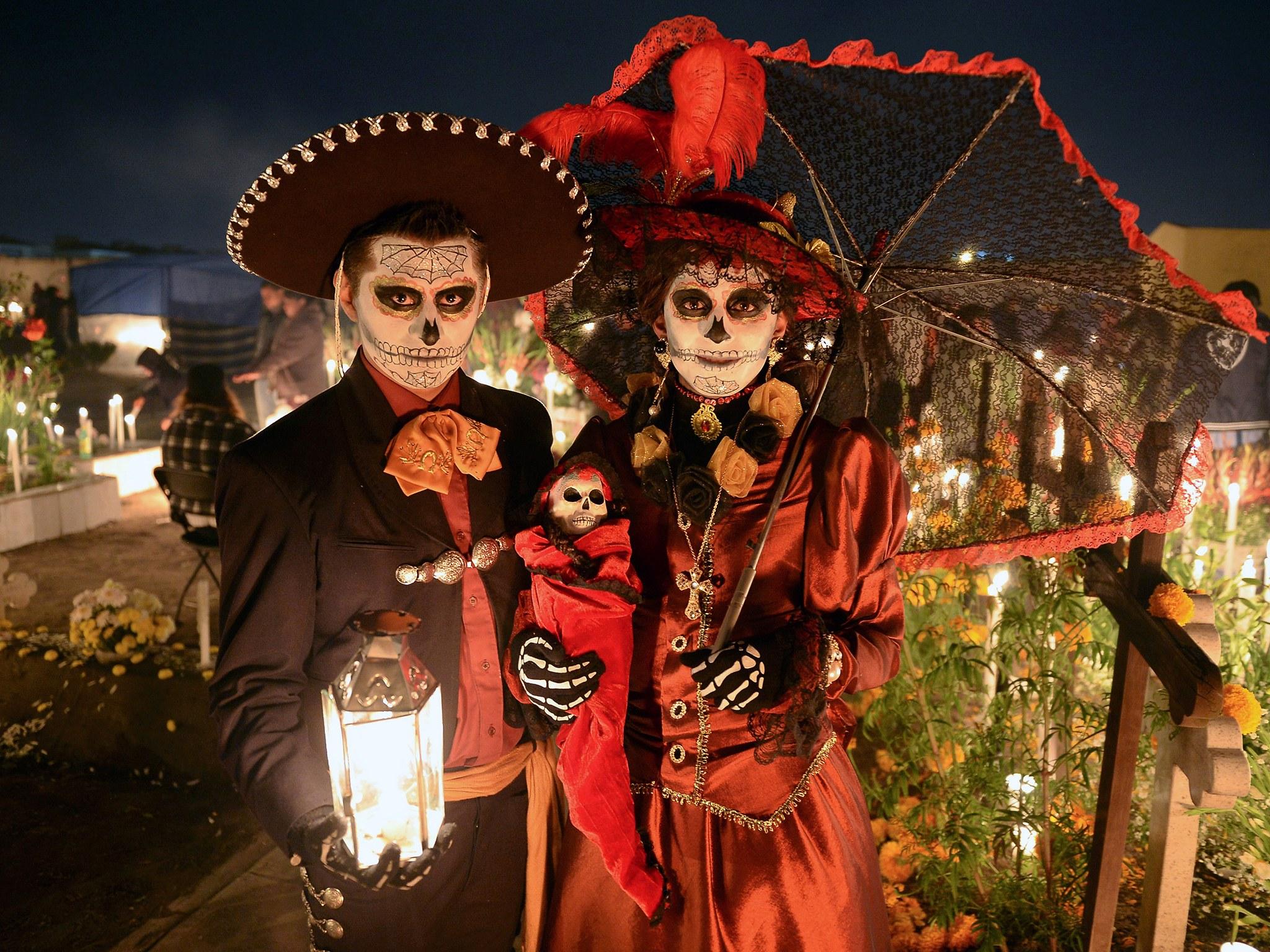 world halloween day costumes