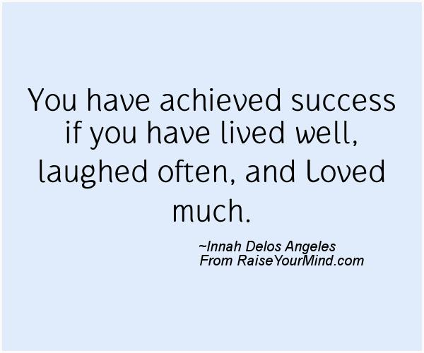 A Life Well Lived Quotes 09
