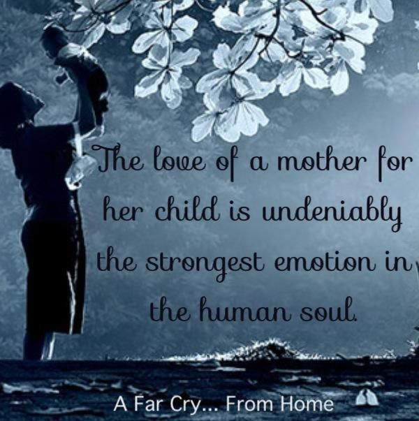 A Mother Love Quotes 10