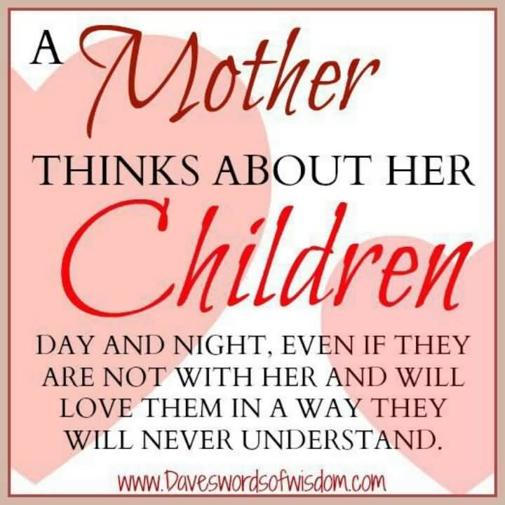 A Mothers Love Quotes 13