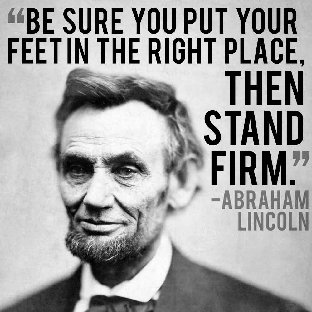 Abraham Lincoln Quotes On Life 14