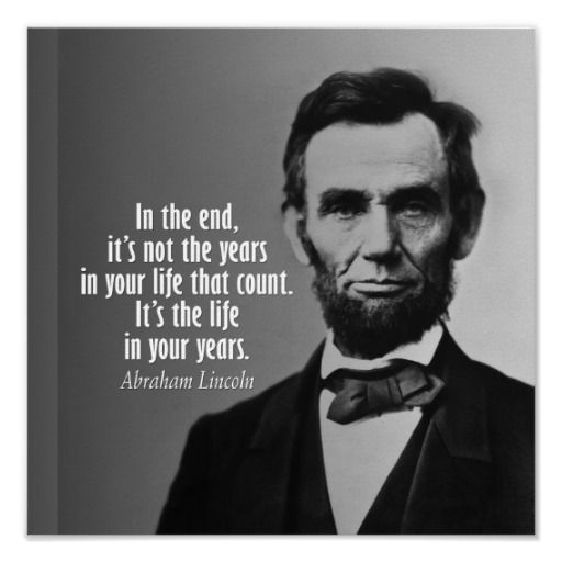 Abraham Lincoln Quotes On Life 20