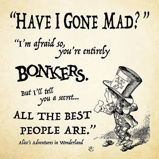 Alice And Wonderland Quotes Meme Image 14