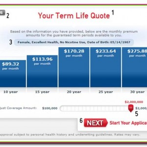 Allstate Term Life Insurance Quote 15