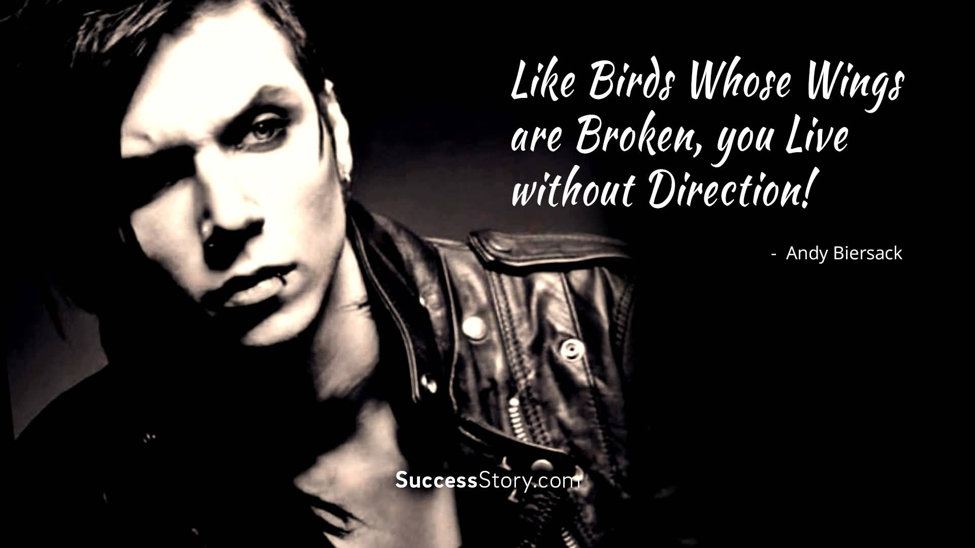 andy biersack quotes - 1280×720