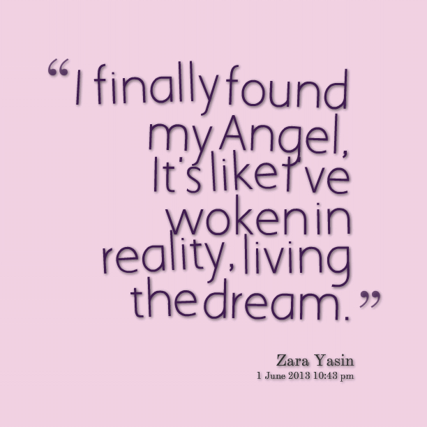 Angel Love Quotes 09