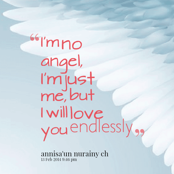 Angel Love Quotes 13